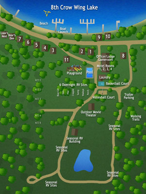 resort-layout